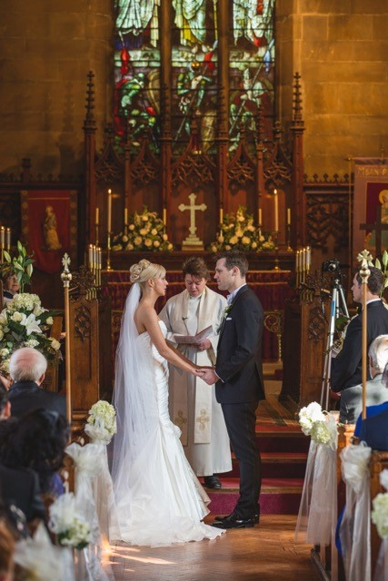 Weddings at St Peter's