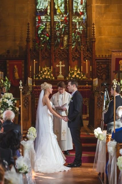 Weddings at St Peter's