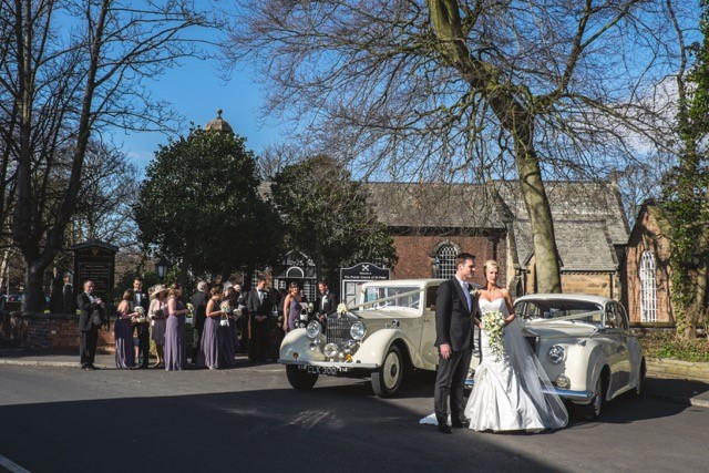 Weddings held at St Peter's