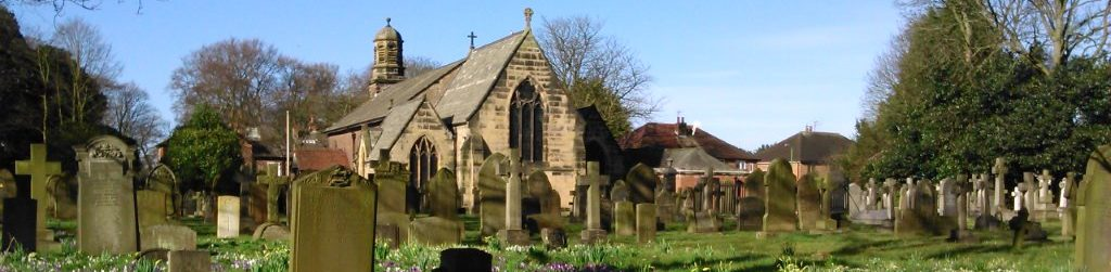 St Peter's Church, Formby