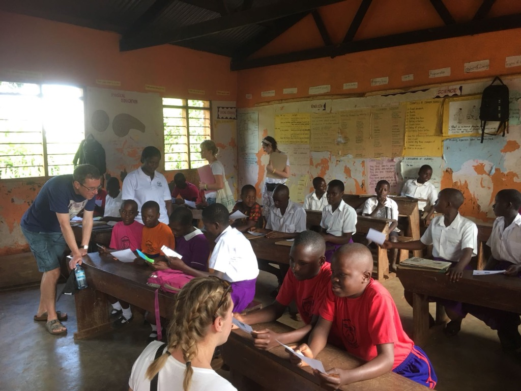 Visit to Uganda