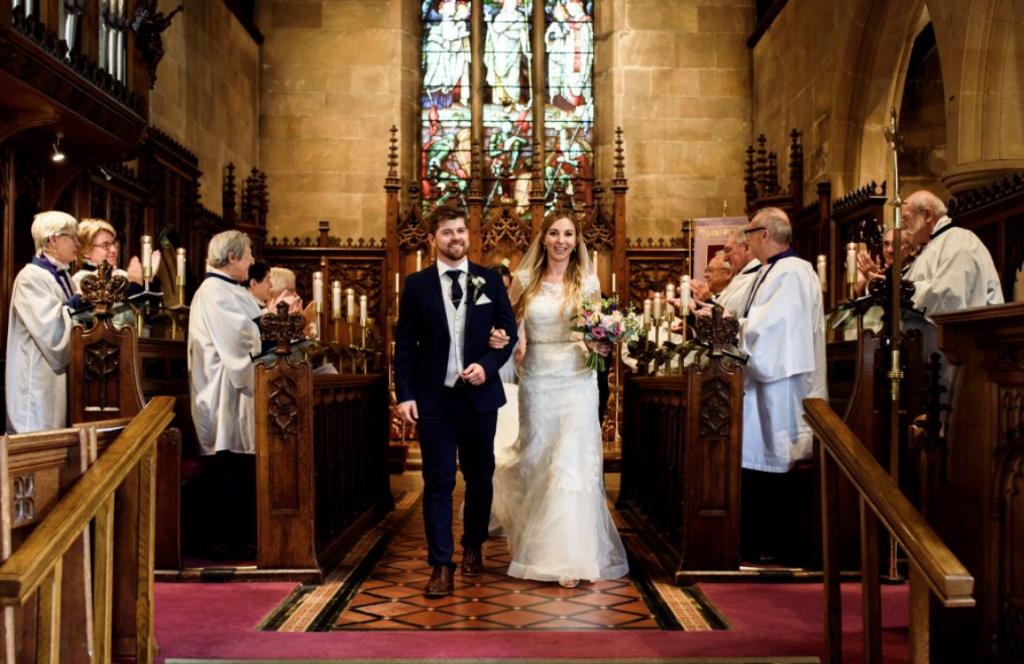 Weddings in St Peter's