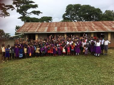 Uganda Project - School Children